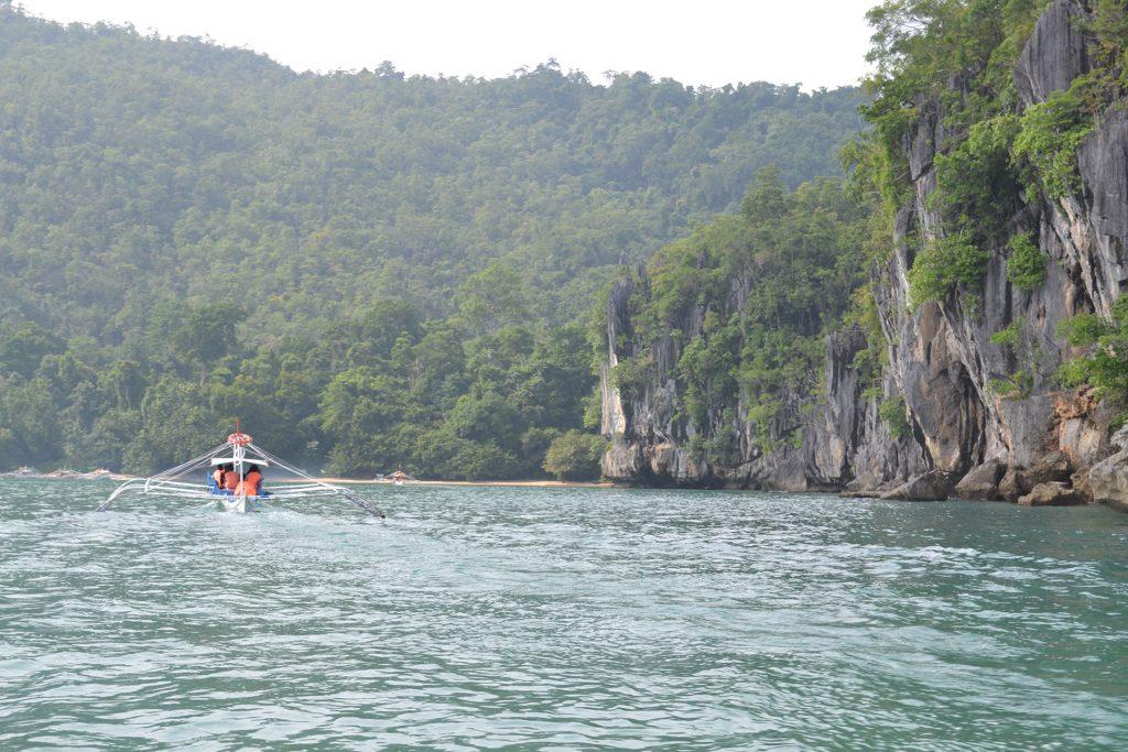 Boatride to Underground River