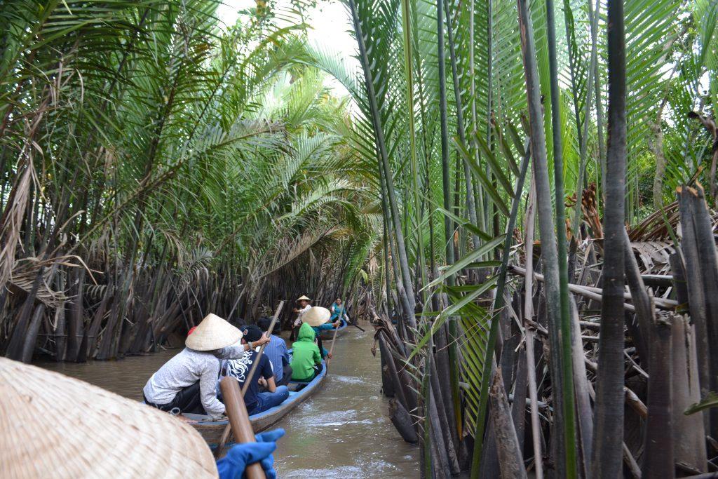 Mekong Delta near Ho Chi Minh City