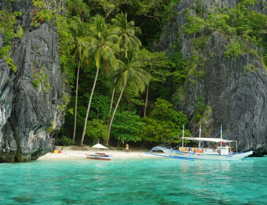 Island near EL Nido PH