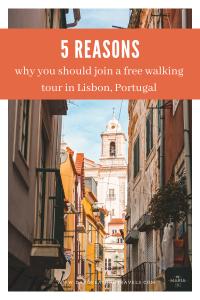 Free walking tour Lisbon