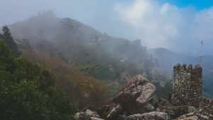 Moorish Castle Sintra