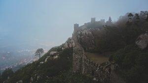 Moorish Castle Portugal