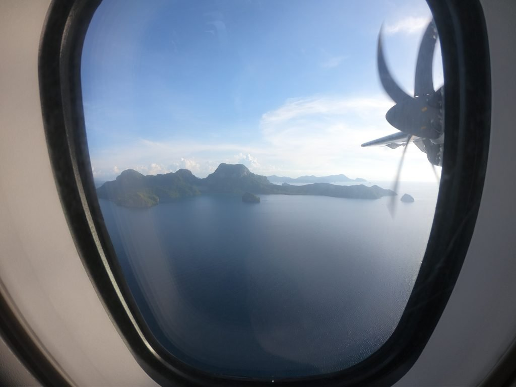 Flying AirSWIFT to El Nido, Philippines | Daydreaming Travels