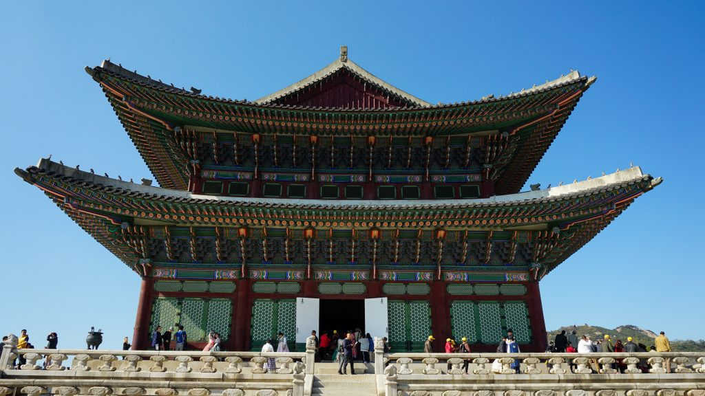 Renting a Hanbok in Seoul