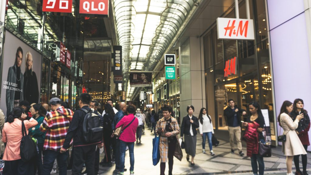 Osaka Shopping Guide