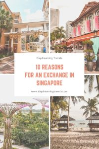 10 reasons for an exchange in Singapore