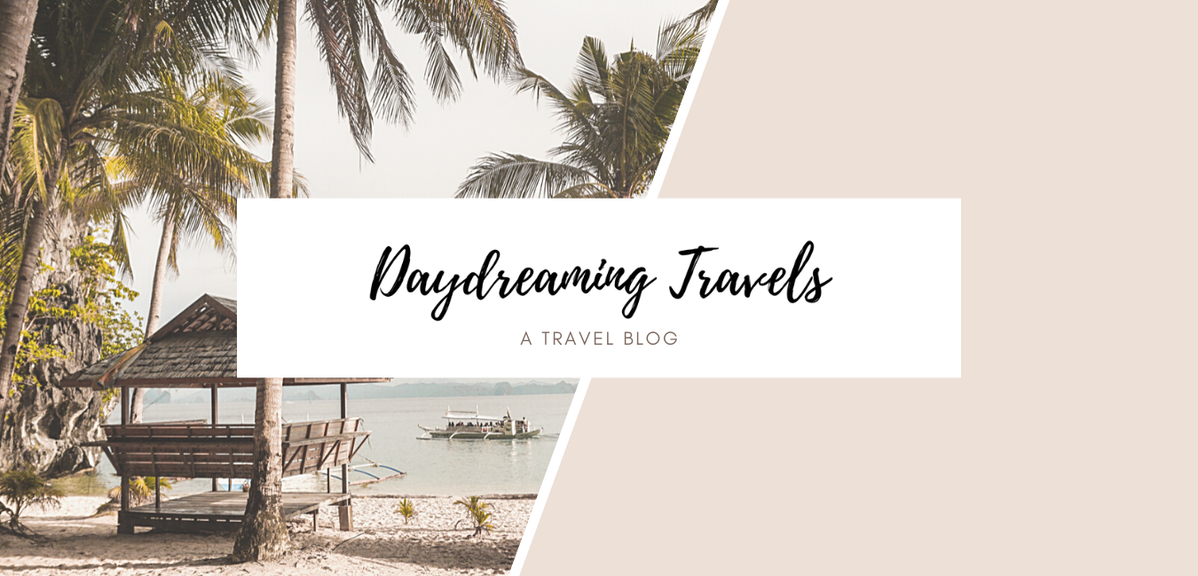 Daydreaming Travels Header